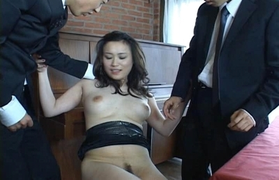Attractive Asian diva Miku Adachi gets pleased by anal poking