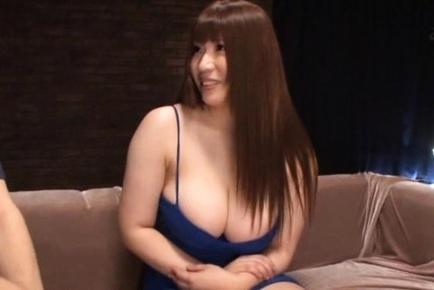 Saegusa Chitose superb anal play with toys and dildos